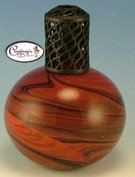 Gazing Ball Fragrance Lamp - Cosmos & Chaos by La Tee Da