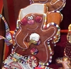Gingerbread Man Cookie Jar - 2003 - Clayworks & Blue Sky