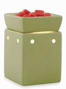 Green Square ILLUMINATION Fragrance Warmer by Candle Warmers