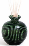 Green Stripes Reed Diffuser by Alexandria
