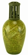 Green Vortex Fragrance Lamp by La Tee Da