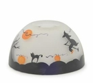 Halloween Fright Aurora Candle Warmer Lamp Shade