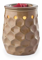 HONEYCOMB LATTE Illumination Fragrance Warmer by Candle Warmers