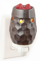 Honeycomb Metallic Plug In Warmer by Candle Warmers