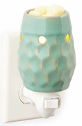 Honeycomb Turquoise Plug In Warmer by Candle Warmers