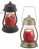 Hurricane Style Candle Warmer Lamps