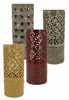 Hurricane Style Firepots by Pacific Decor