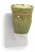 IMPERIAL MEADOW Plug In Warmer by Candle Warmers