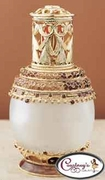 Jeweled Nostalgic Fragrance Lamp - La Tee Da - Estate Collection