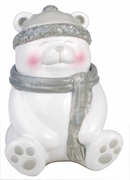 JOLLY FRIENDS BEAR WoodWick Scented Jar Candle