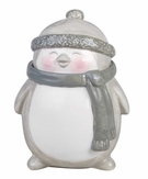 JOLLY FRIENDS PENGUIN WoodWick Scented Jar Candle