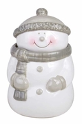 JOLLY FRIENDS SNOWMAN WoodWick Scented Jar Candle