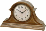 Joyful Remington Musical Mantle Clock by Rhythm Clocks