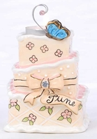 June Birthday Cake - Clayworks Blue Sky 2008