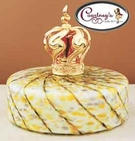 King Cake of Mardi Gras Fragrance Lamp - La Tee Da