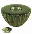 Large Lotus PatioGlo Burner or Fire Pot by  Marshall Group