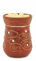 Lava Round ILLUMINATION Fragrance Warmers by Candle Warmers