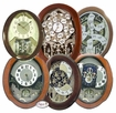 Legend Series Rhythm Clocks - Beatles Music Option