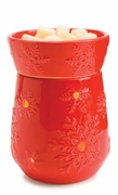 Let It Snow ILLUMINATION Fragrance Warmer by Candle Warmers