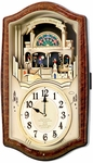 Lover's Castle Seiko Melodies in Motion Clock - QXM135BRH