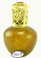 Mini Amber Fragrance Lamp by Courtneys