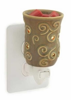 Moss Plug In Warmer by Candle Warmers