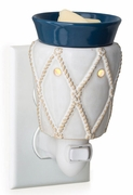NAUTICAL  Plug In Fragrance Warmer by Candle Warmers