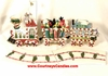 North Pole Express Train Set - Clayworks 2004