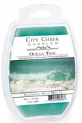 OCEAN TIDE City Creek 4 oz Scented Wax Melts by Candle Warmers