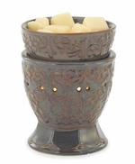 PLUM GOBLET Illumination Fragrance Warmer by Candle Warmers