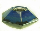Pompano Blue PatioGlo Burner or Fire Pot by  Marshall Group