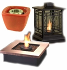 Real Flame Personal Fireplaces - Fire Accents - Fire Pots