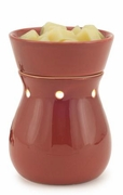 Red Round ILLUMINATION Fragrance Warmer by Candle Warmers