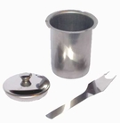 Replacement Fuel Cup and Lid  for Standard Firepots