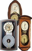 Rhythm Music Box Clocks