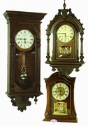 Rhythm Westminster Chime & Melody Clocks - WSM