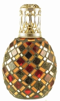 Royal Queen Mosaic Fragrance Lamp by Courtneys