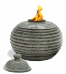 SAND RINGS Flamepot or Fire Pot by Pacific Decor