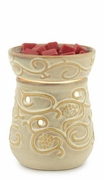 Sand Round ILLUMINATION Fragrance Warmers by Candle Warmers
