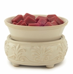 SANDSTONE Candle Warmer and Dish Fragrance Warmer by Candle Warmers