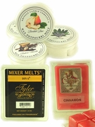 Scented Wax Mixer Melts - Tyler, Kringle, Boulevard & Courtneys