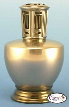 Scentier Polished Steel Taupe Fragrance Lampe - S402
