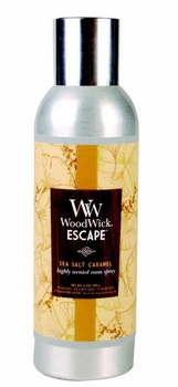 SEA SALT CARMEL Woodwick Room Spray