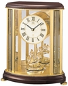 Seiko EMBLEM Mantle Clock AHW437G-H