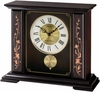 Seiko Wooden Chiming Mantle Clock - QXQ019BLH