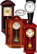 SEIKO Wooden Pendulum Wall Clocks
