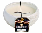 SILK LACE MEDIUM ROUND RibbonWick Scented Candle