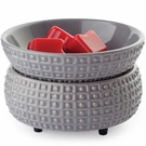 SLATE Candle Warmer and Dish Fragrance Warmer by Candle Warmers