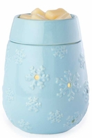 SNOWFLAKE Illumination Fragrance Warmer by Candle Warmers