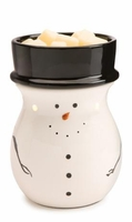 Snowman ILLUMINATION Fragrance Warmer by Candle Warmers